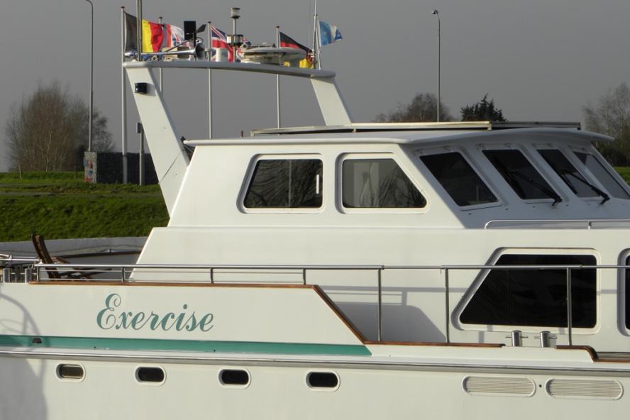Van der Heijden -  Riverline 1700
