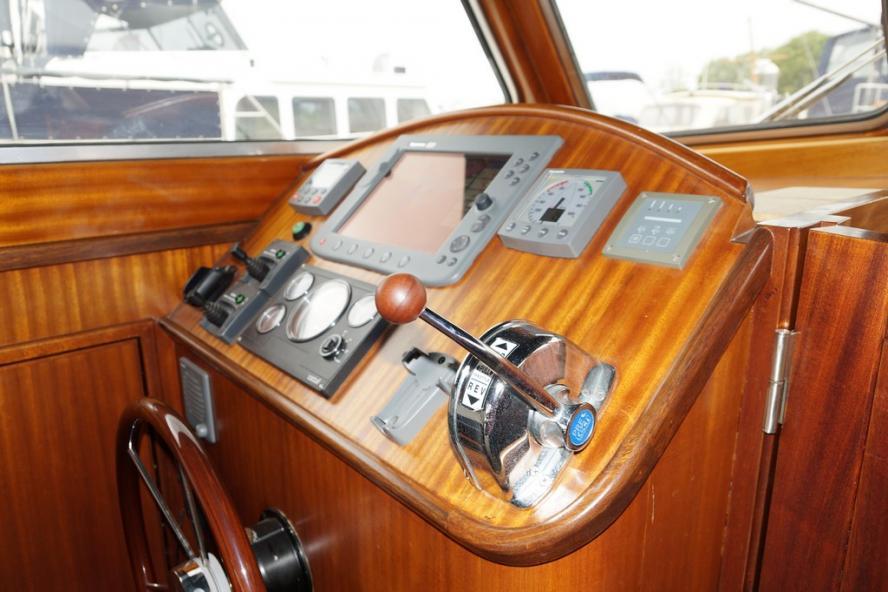Bruijs - Spiegelkotter 10.00 Cabrio