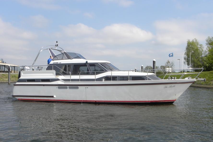 Linssen - 41 SC