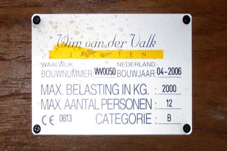 Valk - Continental - 15.50 HT