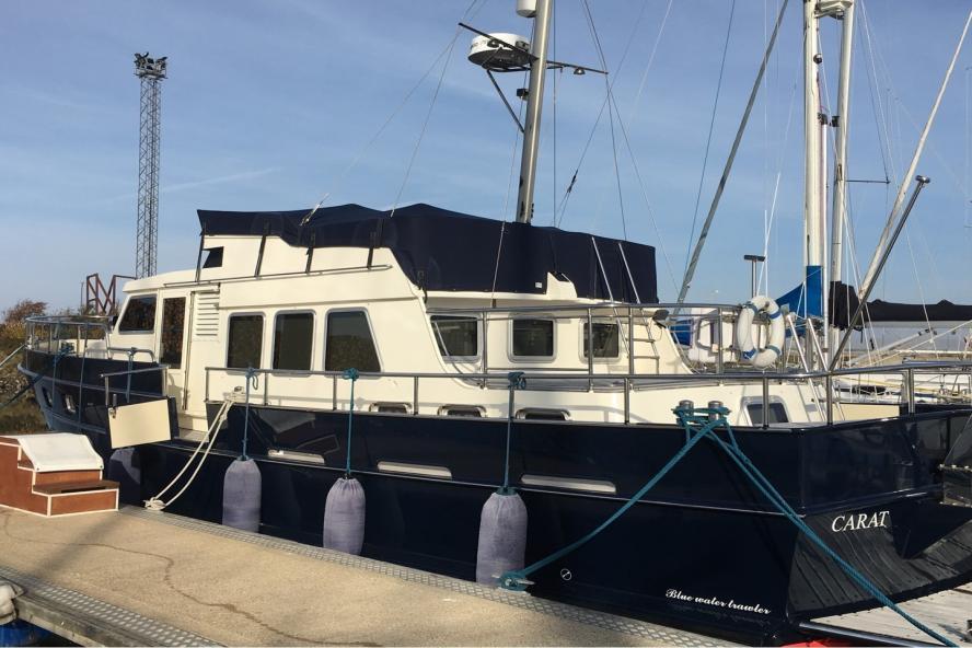Altena - Blue Water Trawler 48