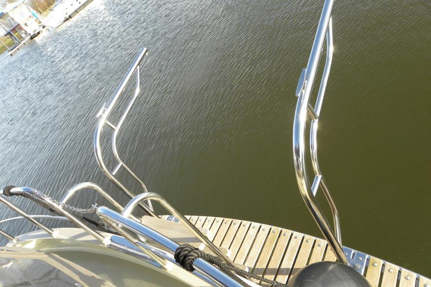 Altena - Coasthopper 36 OC
