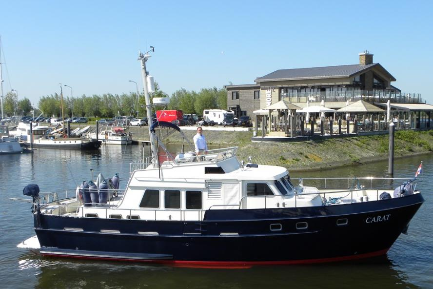 Altena - Blue Water Trawler 48
