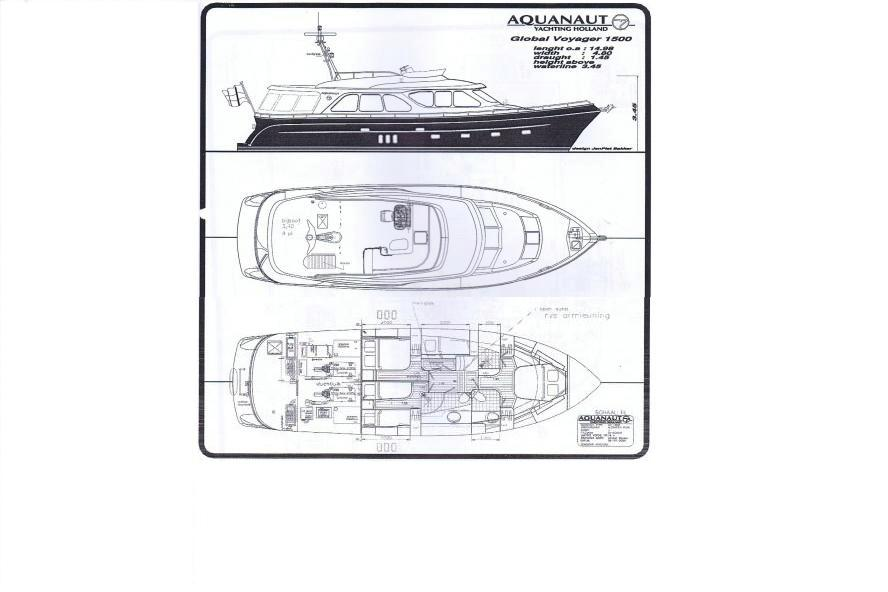 Aquanaut - Global Voyager 1500