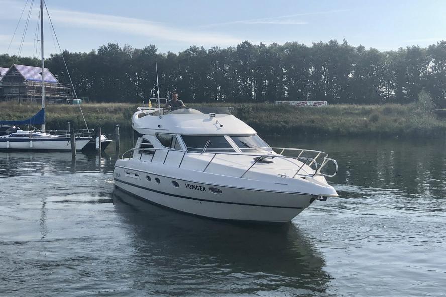 Cranchi - Atlantique 40