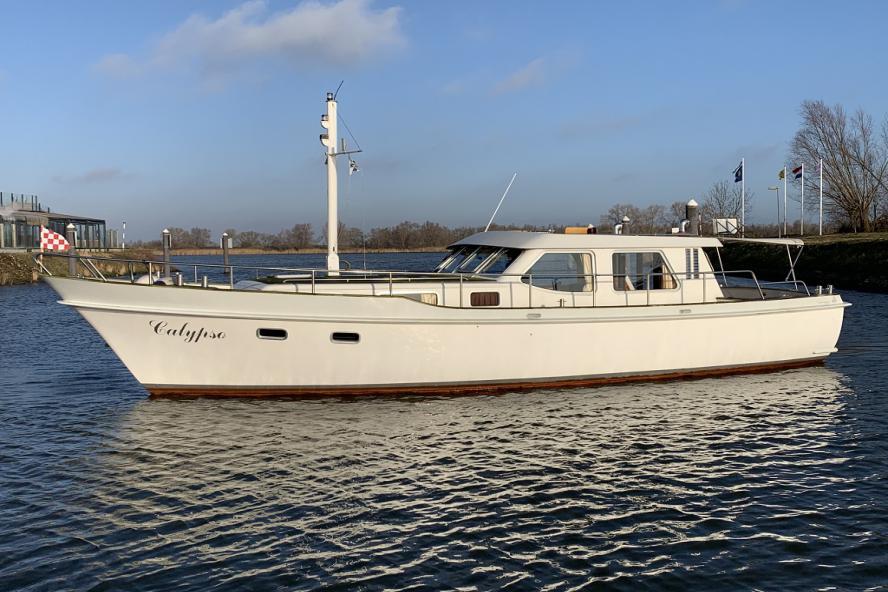 Spiegelkotter - Lady Captress II