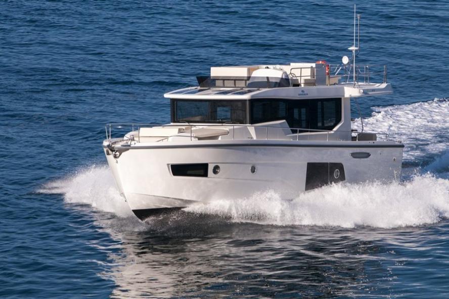 Cranchi - T43 Eco Trawler