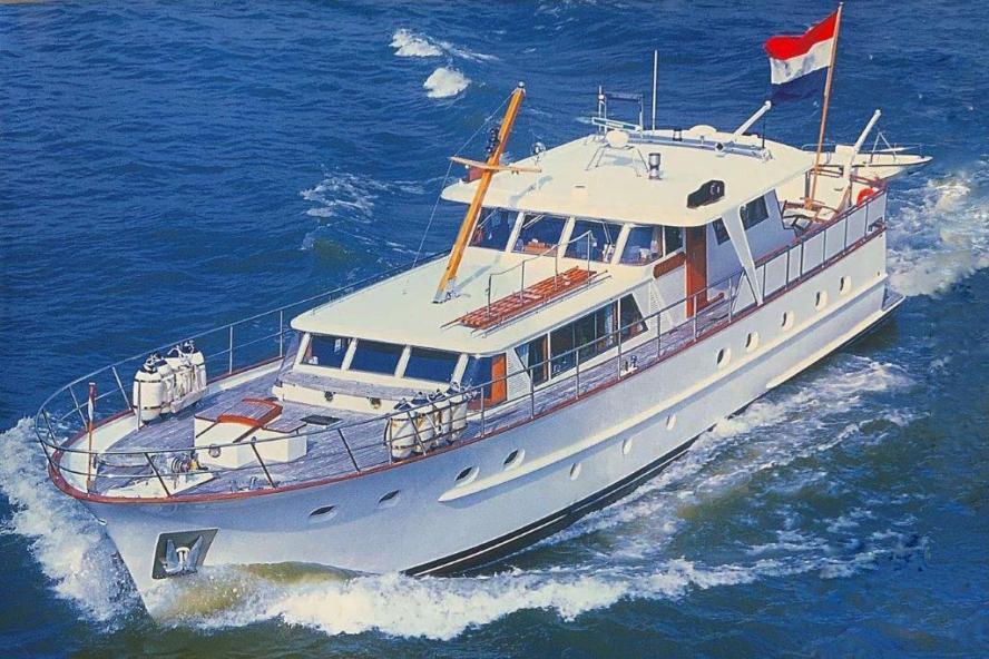 Feadship - Van Lent 2500