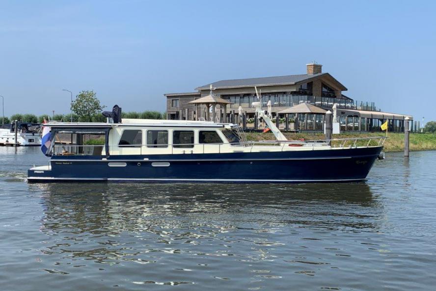 Stevens Nautical - 1500 OK Paviljoen
